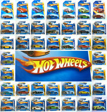 Mattel Hot Wheels 2009 Editions Wide Choice of Cars All Still Sealed