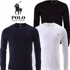 Ralph Lauren Polo Men's Long Sleeve Crew Neck T-shirt