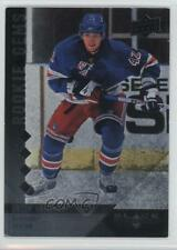 2009-10 Upper Deck Black Diamond 212 Artem Anisimov New York Rangers Hockey Card