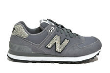 NEW BALANCE Sneakers dark grey scarpe donna mod. WL574CID