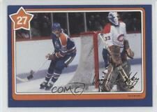 1982-83 Neilson Cookie Bar #27 Wayne Gretzky Edmonton Oilers Hockey Card