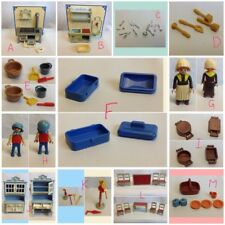 PLAYMOBIL 5322 KITCHEN Victorian Mansion 5300 Mini Dollhouse Furniture CHOOSE