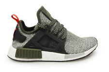 Mens Adidas NMD_XR1 - CQ1954 - Night Cargo Green Black Trainers