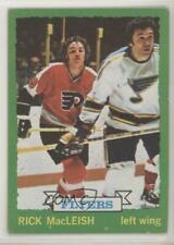 1973-74 Topps #135 Rick MacLeish Philadelphia Flyers Hockey Card