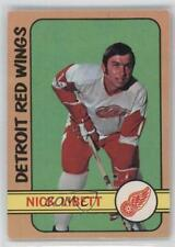 1972-73 O-Pee-Chee #45 Nick Libett Detroit Red Wings Hockey Card