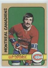 1972-73 Topps #57 Guy Lapointe Montreal Canadiens Hockey Card