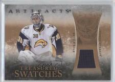 2010-11 Upper Deck Artifacts Retail Treasured Swatches #TSR-RM Ryan Miller Card