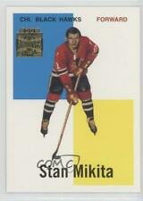 2001-02 Topps/O-Pee-Chee Archives #14 Stan Mikita Chicago Blackhawks Hockey Card