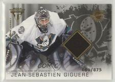 2003-04 Pacific Private Stock Titanium #143 Jean-Sebastien Giguere Hockey Card