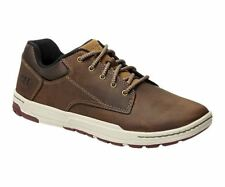 "CAT Hombre ""Colfax"" Zapatos Casuales OSCURO BEIS"