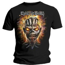 IRON MAIDEN - EDDIE EXPLODING HEAD T-SHIRT
