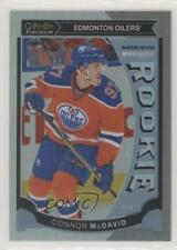 2015 O-Pee-Chee Platinum Marquee Rookies Rainbow #M1 Connor McDavid Hockey Card