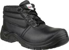 Centek FS83 Mens Safety Toe Cap Antistatic Shock Absorbent Chukka Boots Black