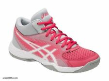 Asics Scarpa pallavolo Gel Task Mt, Donna, Asics-Art.B753Y-1901(Rouge Red/White)