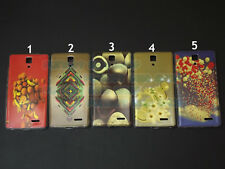Printed Fancy Soft Silicon Back Cover Case For Micromax Canvas 5 Lite Q463
