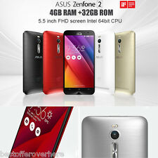 "5.5"" ASUS ZenFone 2 ZE551ML 4G LTE Smartphone Android 4GB+32GB double SIM 13.0MP"