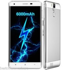 """Oukitel K6000 Pro 5.5 """" 32GB 6000MAH 4G CELLULARE PHABLET ANDROID 6.0 Octa Core"""