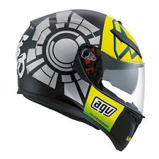 K 3 SV AGV E2205 TOP PLK Winter Test 2012 Helmet