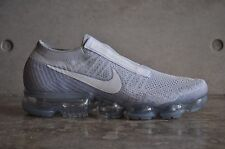"Nike Air VaporMax Flyknknit ""CDG Comme Des Garcons"" - Pure Platinum/Wht-Wlf Gry"