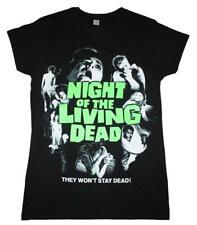 Ladies - Night of the Living Dead - They Won't stay Dead ! Ladies t shirts