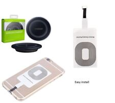 Wireless Charger Charging Pad/Receiver For iPhone 5, 6,7,8 ,SAMSUNG NOTE 4,5 ,S6