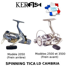 Moulinet SPINNING TICA LD CAMBRIA    *** ATELIER DE MAINTENANCE ***