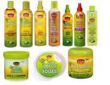 African Pride huile d'Ol IVe FORMULE Miracle hydratante soin des cheveux /