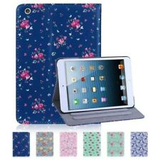 32nd Floral SERIE - Funda tipo libro cuero de PU con Soporte - Apple iPad Mini 1