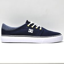 DC SHOES TRASE TX SE NAVY TRAINERS