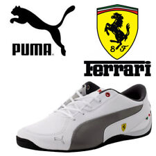PUMA Drift Cat 5 Light Scuderia Ferrari Junior Trainers Kids Motorsport F1 Shoes