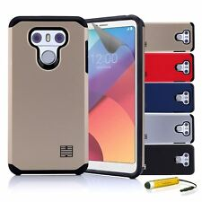 32nd Slim Armour Series - Dual-Layer Shockproof Case Cover For LG G6