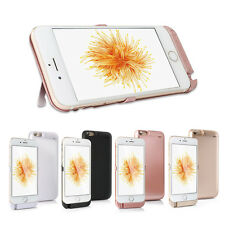 External Power Bank Battery Backup Pack Charger Case Cover For iPhone 6 /6S Plus