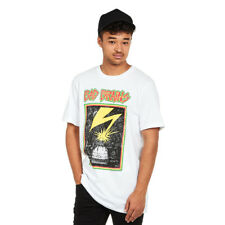 Bad Brains - Capitol Distressed T-Shirt White