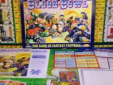 BLOOD BOWL - 3RD  EDITION - NO MODELS - OTHERWISE COMPLETE! GAMES WORKSHOP #848