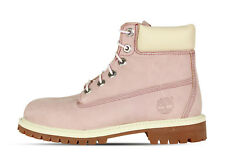 Timberland 6IN Prem WP BT Junior Laven Purple 34992 - rosa - Boots +NEU+