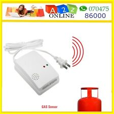 LPG Standalone Gas Detector Alarm With/Without W-less Interconnectivity