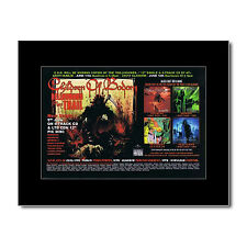 CHILDREN OF BODOM - Hellhounds On My Trail Mini Poster
