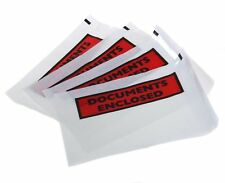 DOCUMENT ENCLOSED ENVELOPES-Printed A7 A6 A5 -Quality Postal Wallet