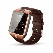 FANTIME Smart Watch iWatch Android Samsung Iphone SIM Card CAMERA Bluetooth UK