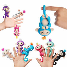 NEW Finger Cute Toy Baby Monkey Electronic Interactive Toy Robot Pet Kids Gift