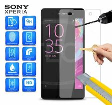 For Various Sony Xperia - Transparent Tempered Glass Screen Protector 9H 2.5d