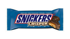 1 X Original Snickers Crisper  American Candy Chocolate Bar Sweet USA Imported