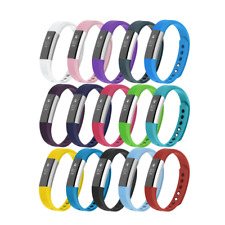 Replacement Silicone Wrist Band Strap For Fitbit Alta HR Bracelet Small / Large