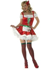 SEXY NEW JOLLY HOLIDAYS MRS CHRISTMAS ROLEPLAY DRESS UP SET S - XL RRP £34