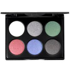6 colores Lady Shimmer Matte Eyeshadow Palette Set rubor maquillaje