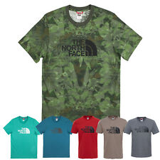The North Face Herren T-Shirt Easy Logo Shirt Oberteil S bis XXL NEU