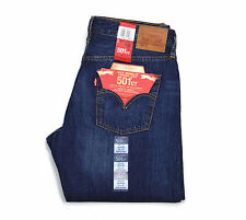 Levis,501 CT,Jeans,onice Mountain,blu scuro,17804-0033,boyfriend-cut,NUOVO