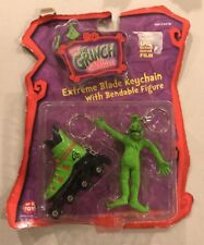 How the Grinch Stole Christmas Collectible Keychain with Bendable Figure