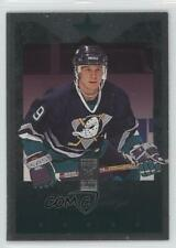 1995-96 Donruss Elite Die-Cut Uncut #31 Paul Kariya Hockey Card
