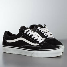 Vans Old Skool Black & White Unisex Trainers